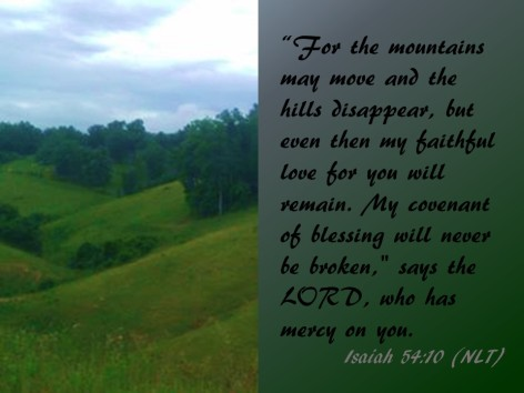 Isaiah 5410