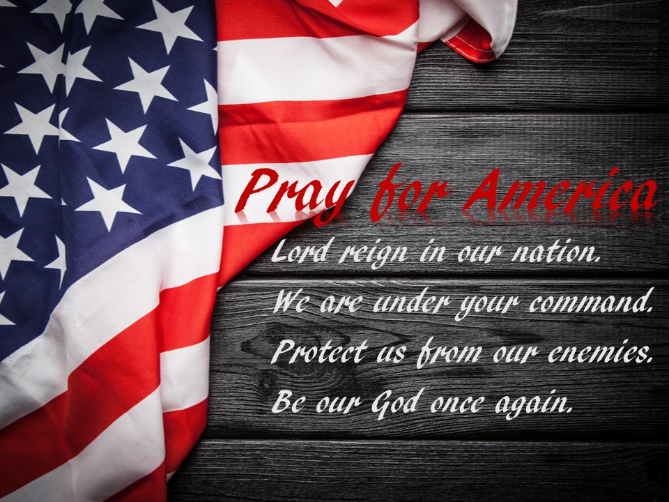 We Remember: A Prayer for Our Nation – Cindy Mosley