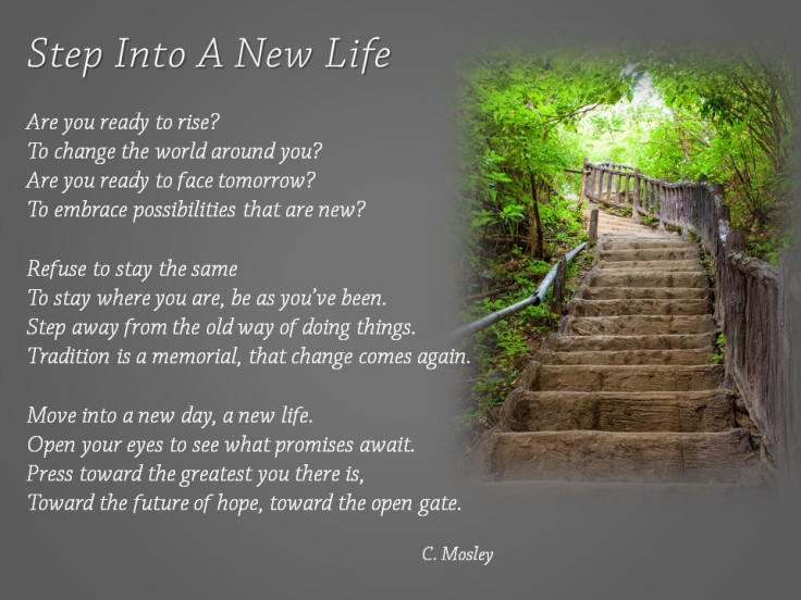 Step Into a New Life
