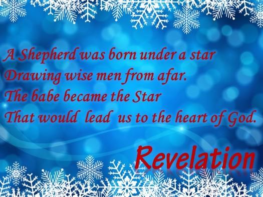 Revelation Blessing