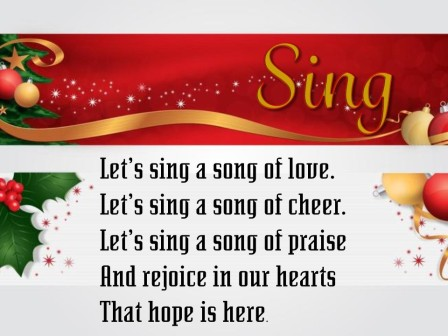 Sing Blessing